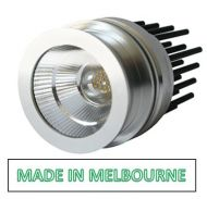 Globe only LED downlight (LD-series) suitable for LD-series, DD-series and SX/SD-series - fits to MR16 fitting