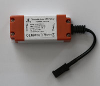 LED Driver for CS and CD series LED downlights series with black cable/rectangular connector
