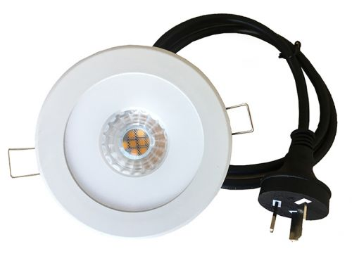 SATURN60 AC 850lm OGL LED down light with built-in IC LED driver