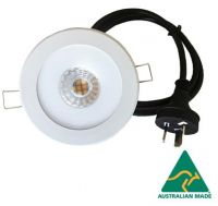 SATURN60 AC (LH-series) OGL LED nonglare downlight with built-in IC LED driver